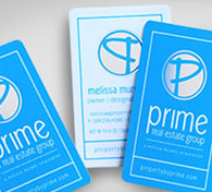 Plastic Business Card Printing