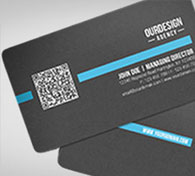 Round Business Card Printing
