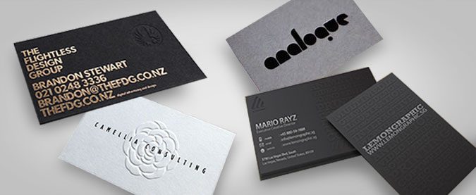 Cheap embossed business card printing melbourne same day quote embossed business card printing reheart Images