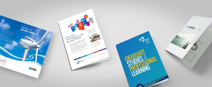 A6 Brochure Printing