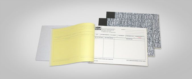 A5 Invoice Book Printing