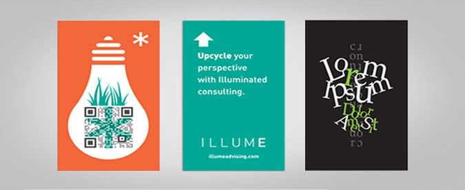 A4 Marketing Card Printing