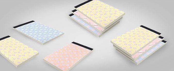 A6 Notepad Printing